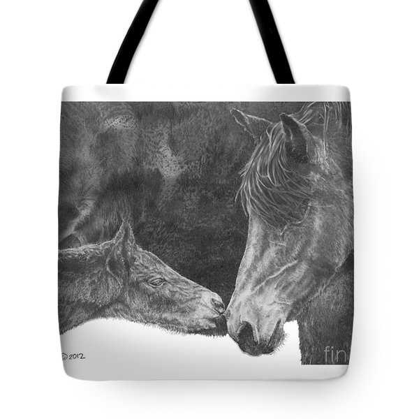 in the name of Love Tote Bag