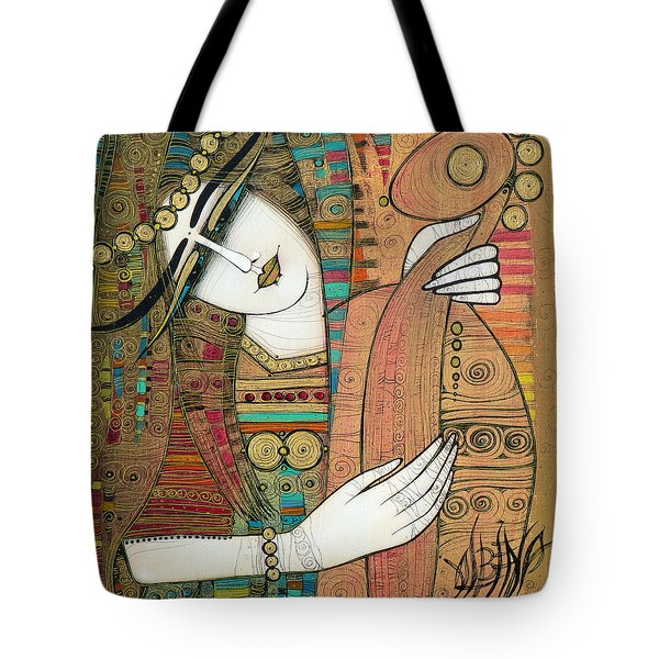 In The Past... Tote Bag