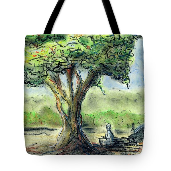 In The Shade Tote Bag