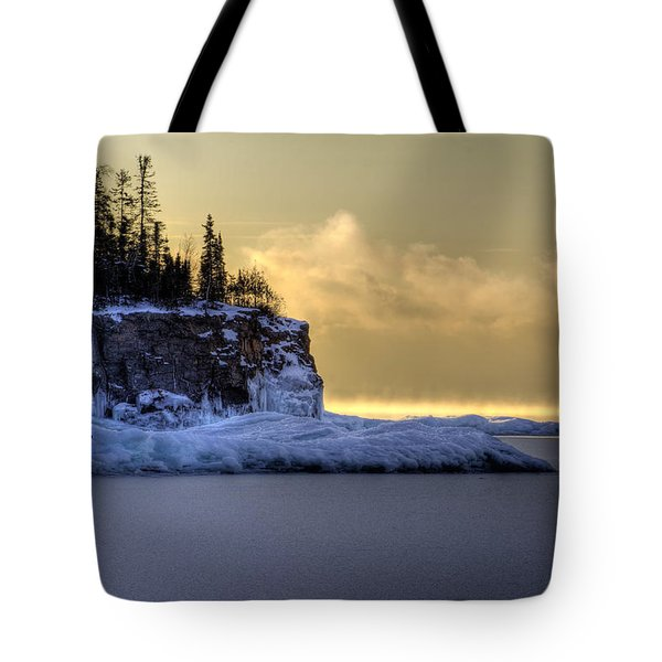 In The Shade Tote Bag by Jakub Sisak