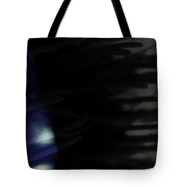 Tote Bag featuring the photograph In The Shadows Of Doubt  by Jessica Shelton