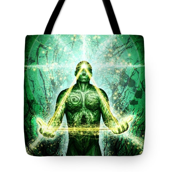 In The Sight To Your Insight Tote Bag