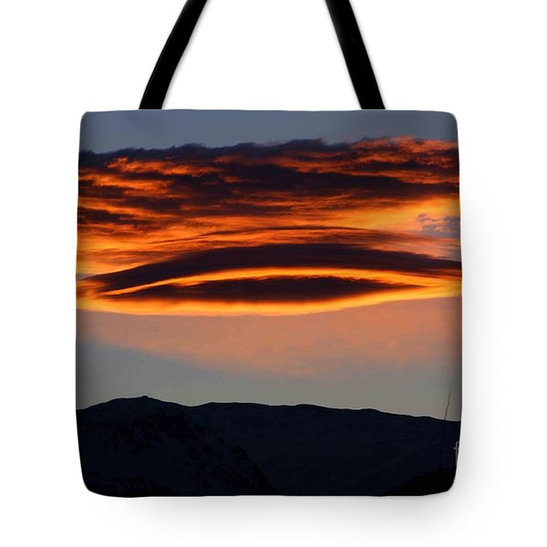 In The Spotlight Tote Bag by Fiona Kennard