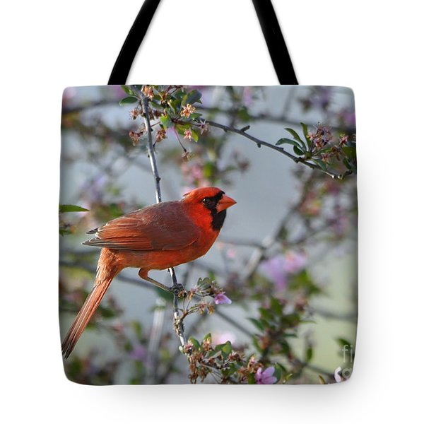 In The Spring Tote Bag