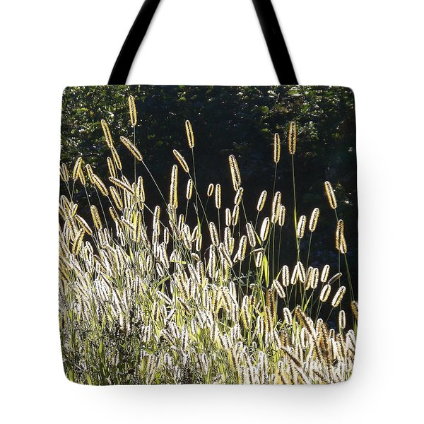 In The Sunshine Tote Bag by Joy Nichols