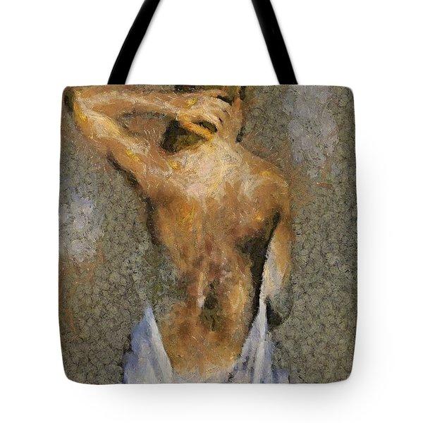 In The Turkish Bath Tote Bag