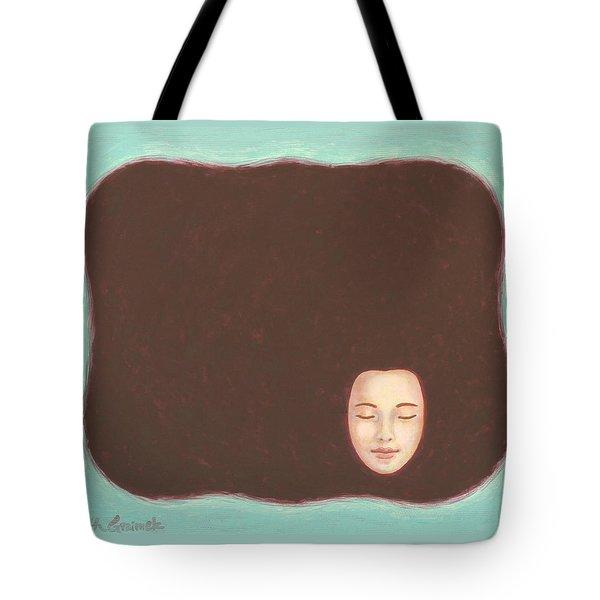 In The Void Tote Bag by Judith Grzimek