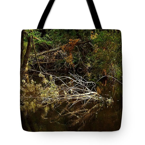 In The Wild Wood Tote Bag by RC deWinter
