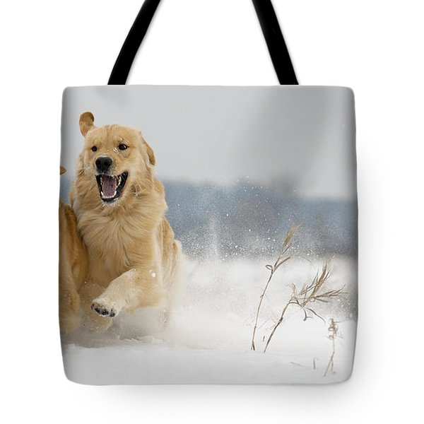 In Their Element Tote Bag