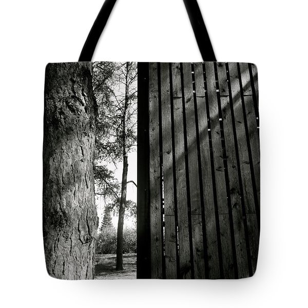 In This Space #1 Tote Bag