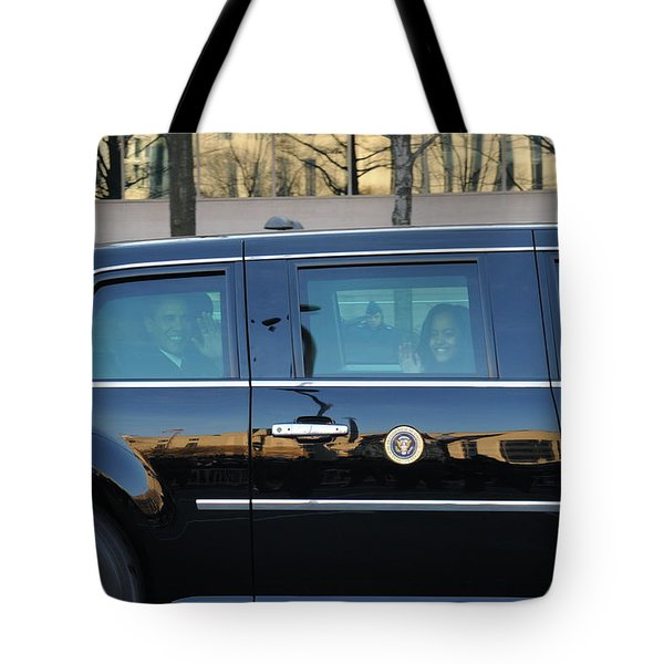 Inauguration Day Tote Bag by Mountain Dreams