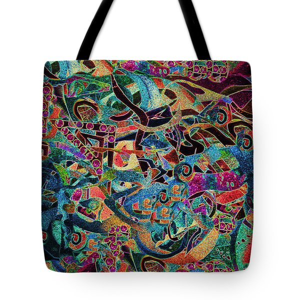 Inbetween Realms  Tote Bag