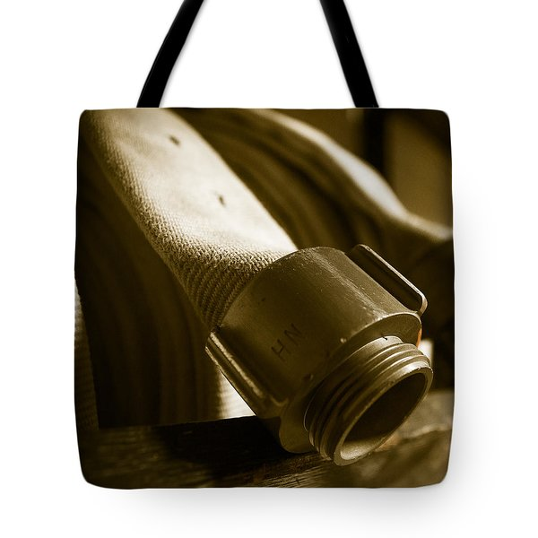 Inch And Three Quarter Tote Bag