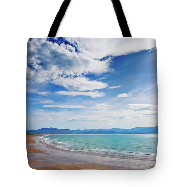 Inch Beach, Dingle Peninsula, County Tote Bag