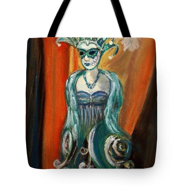 Incognito Tote Bag by Anastasiya Malakhova
