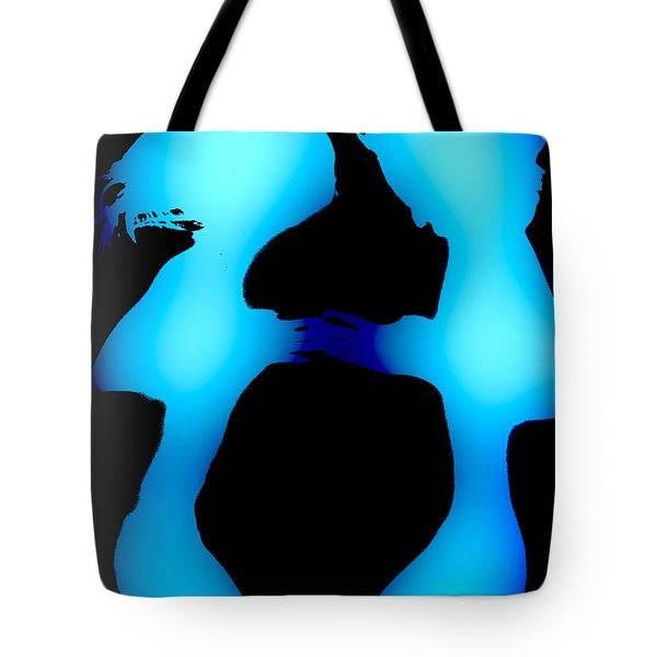 Incontro Tote Bag by Victor Minca