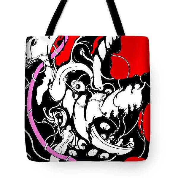 Incubus Tote Bag