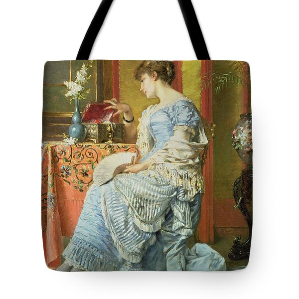 Indecision Tote Bag by A Stevens