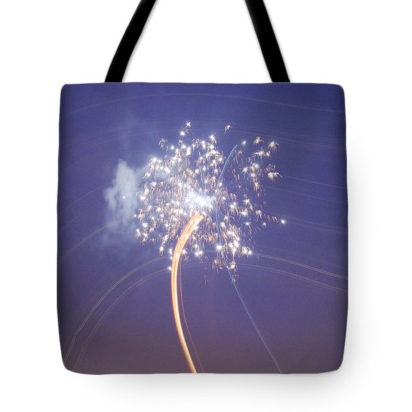 Independence Day Tote Bag by Jani Freimann