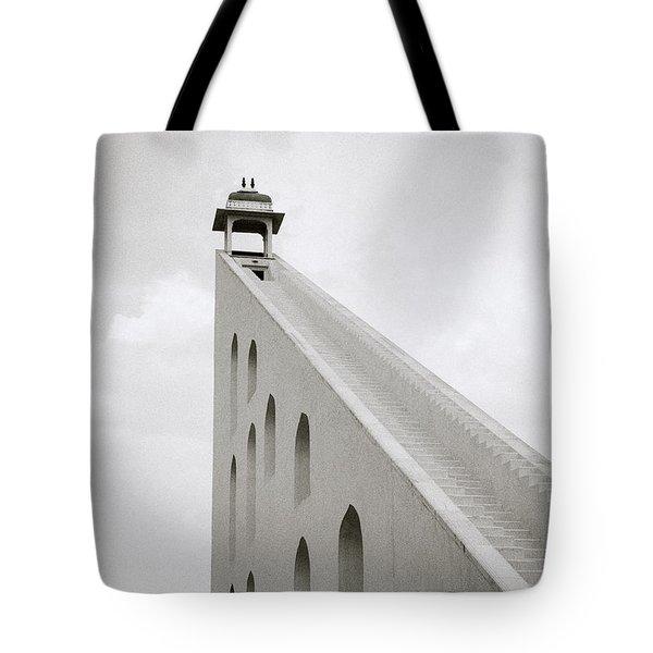 Simple Geometry Tote Bag