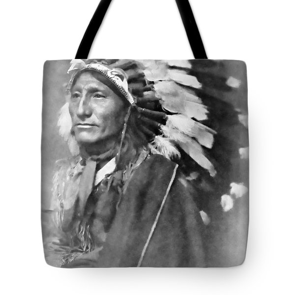 Indian Chief - 1902 Tote Bag