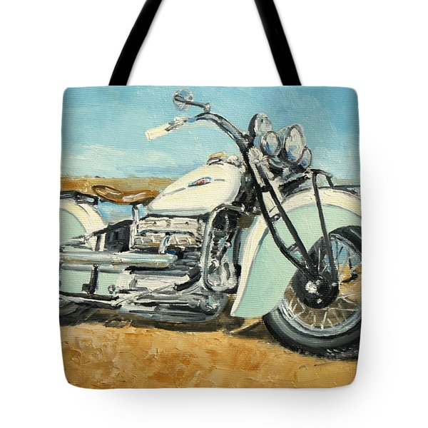 Indian Four 1941 Tote Bag