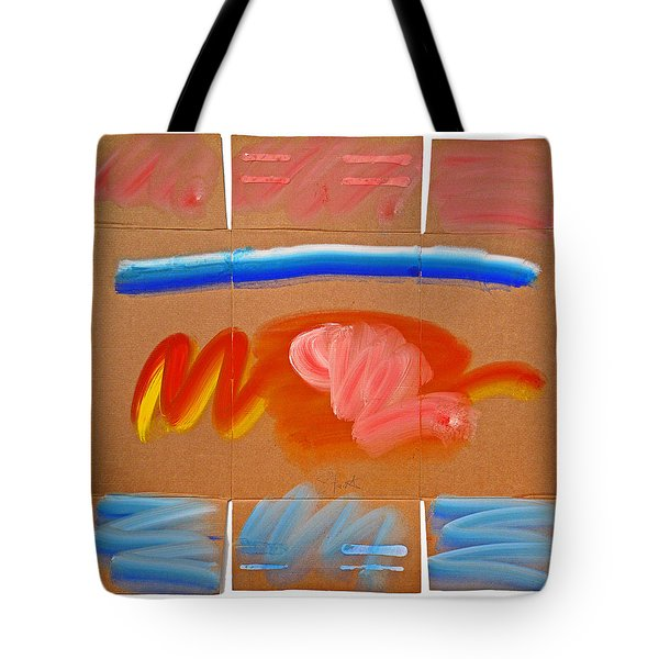 Indian Land Tote Bag by Charles Stuart
