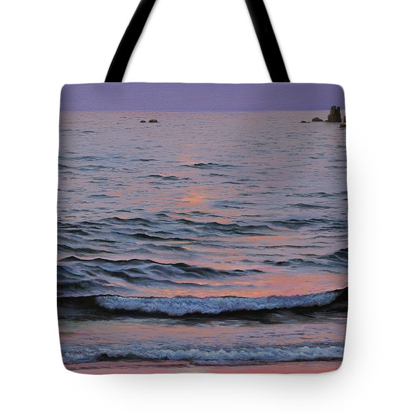Indian Ocean Tote Bag
