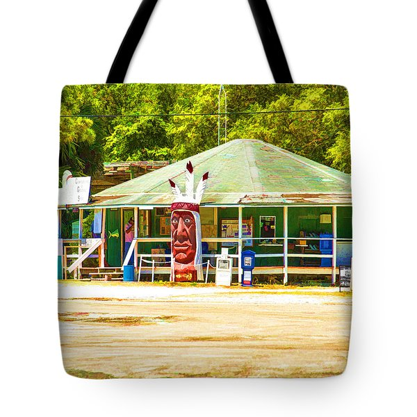 Indian Pass Tote Bag