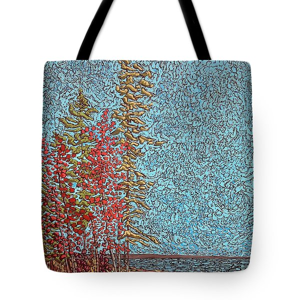 Indian Point - May 2014 Tote Bag