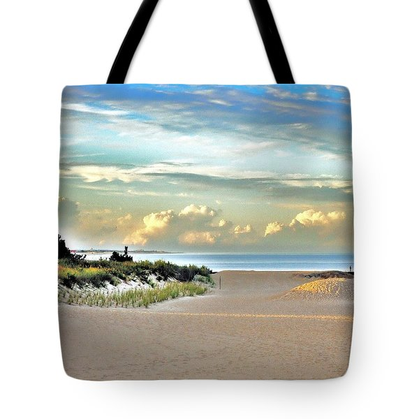 Indian River Inlet - Delaware State Parks Tote Bag
