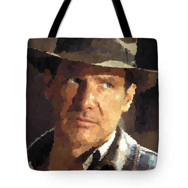 Indiana Jones Tote Bag
