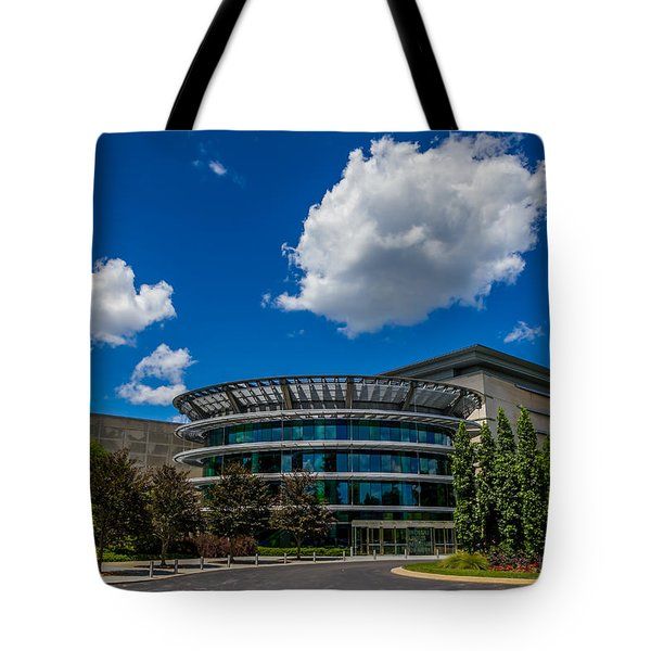 Indianapolis Museum Of Art Tote Bag