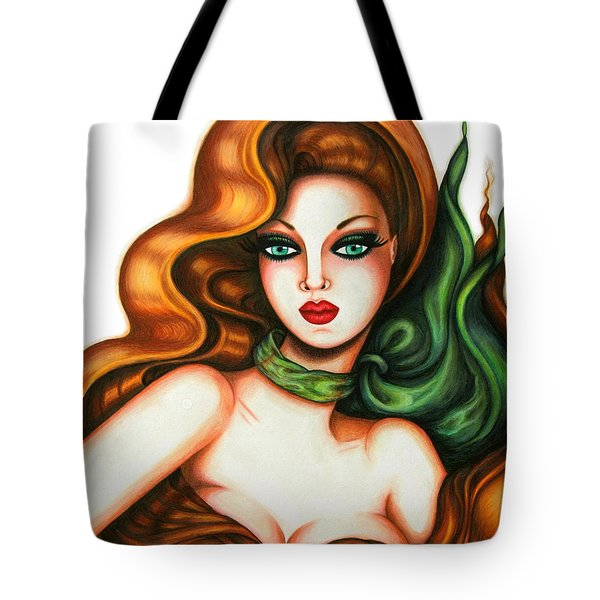Indifference 2 Tote Bag