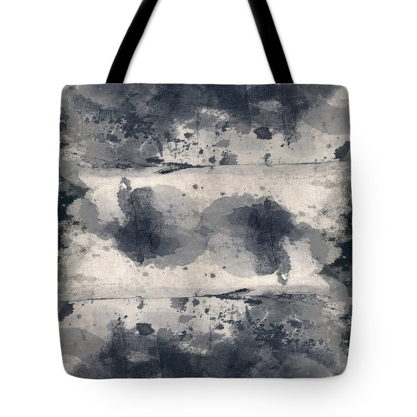 Indigo Clouds 2 Tote Bag