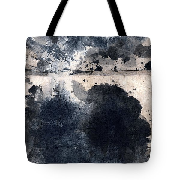 Indigo Clouds 4 Tote Bag