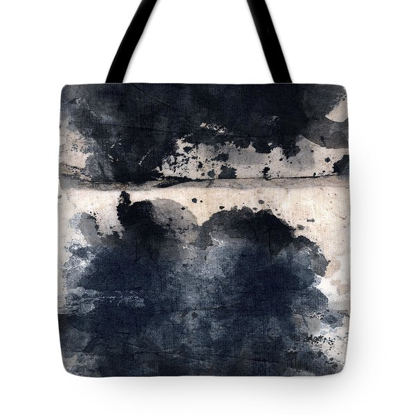 Indigo Clouds 5 Tote Bag