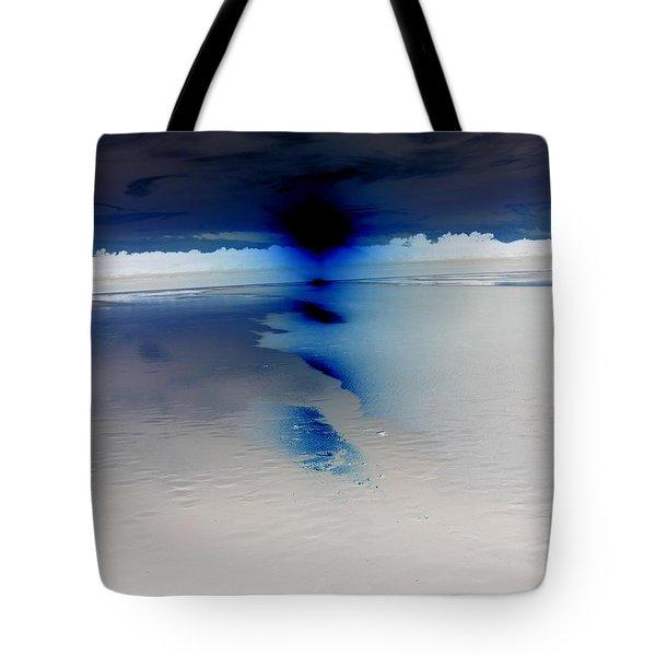 Indigo Sunset Tote Bag