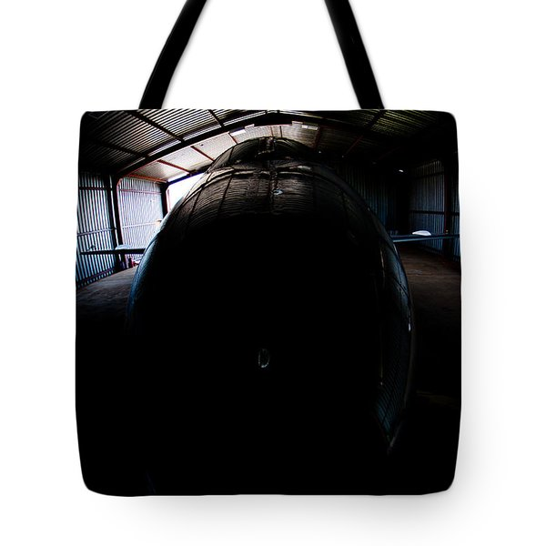 Indoors Tote Bag by Paul Job