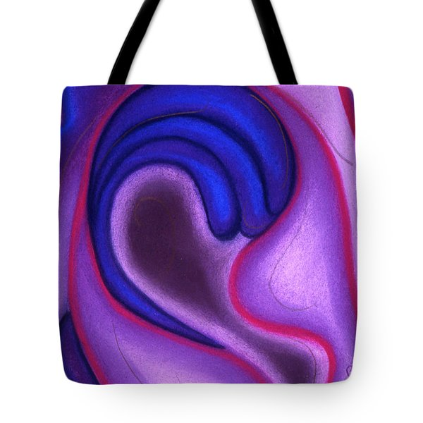 Indulgence Tote Bag by Susan Will