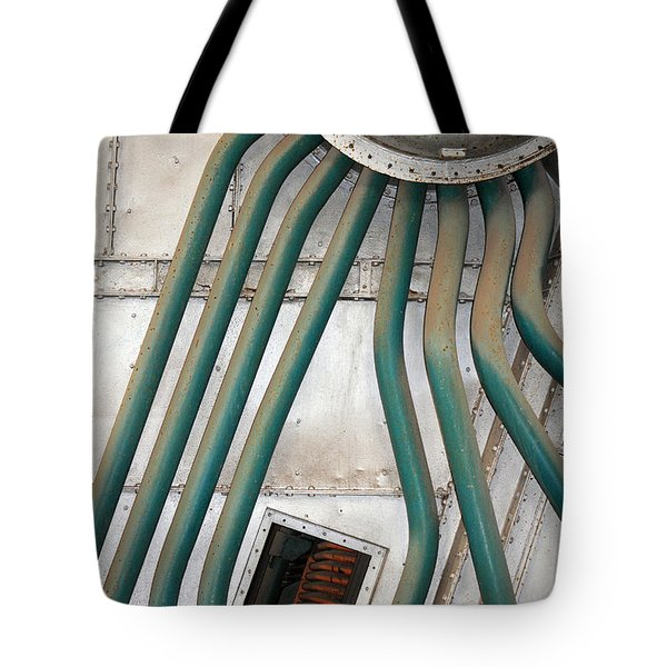 Industrial Art Tote Bag