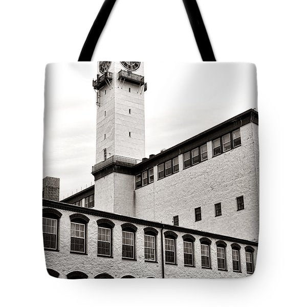 Industrial Chic Tote Bag