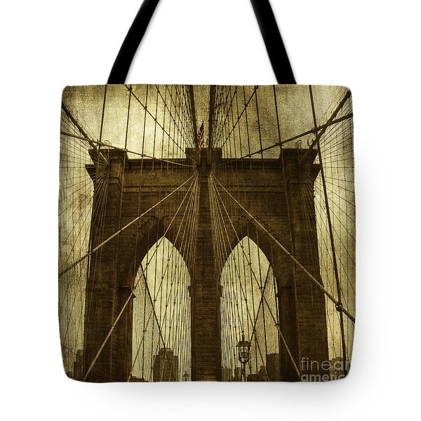 Industrial Spiders Tote Bag by Andrew Paranavitana
