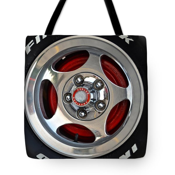 Indy 500 Tote Bag by Frozen in Time Fine Art Photography