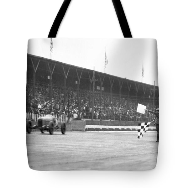Indy 500 Victory Tote Bag