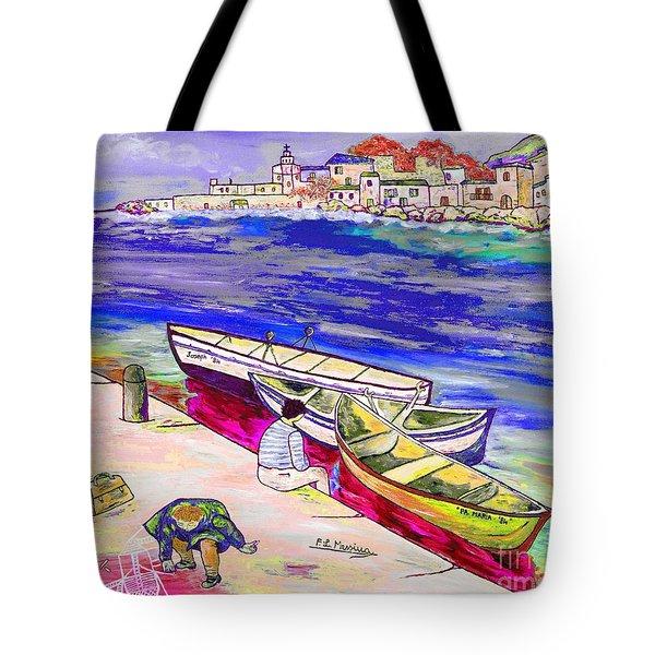 Infanzia Spensierata Tote Bag by Loredana Messina