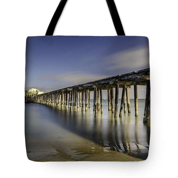 Infinite Calm  Tote Bag