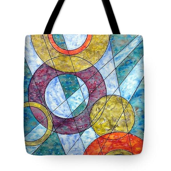 Infinite Loop Tote Bag