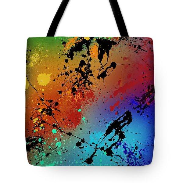 Infinite M Tote Bag