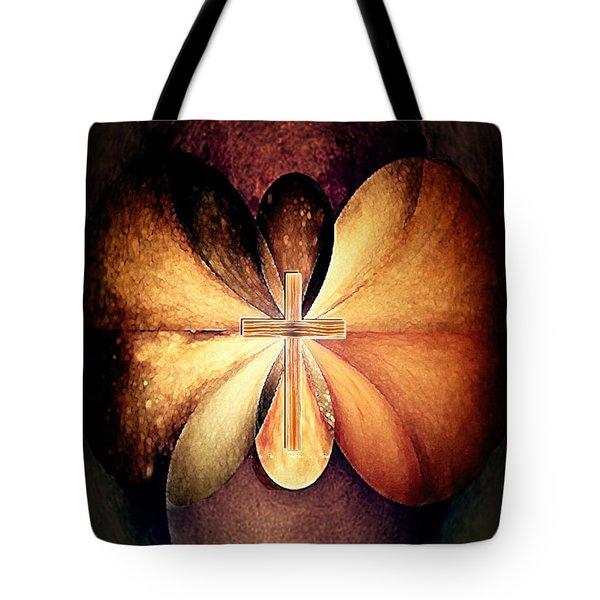 Infinite Serenity Tote Bag